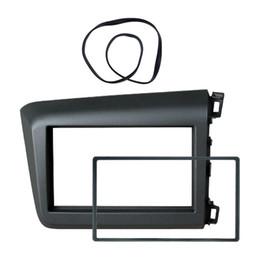 $enCountryForm.capitalKeyWord Australia - Car Radio Fascia Frame DVD 2Din Panel Stereo Interface Refit Installation Kit For HONDA Civic (RHD) 2011-2013 Dash Frame #4937