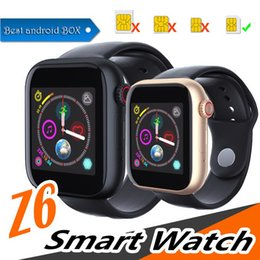$enCountryForm.capitalKeyWord Australia - z6 Smart Watch with Camera Touch Screen Support SIM TF Card Bluetooth Smartwatch for Android IOS PK A1 GT08 DZ09 Q18 Y1 V8