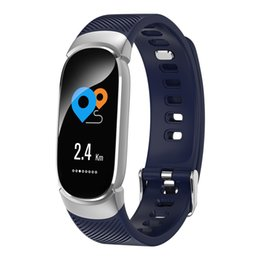 Smart Watches For Windows Australia - New QW16 color screen smart watch continuous heart rate sleep monitoring reminder Bluetooth sports watch FOR: iphone Samsung Huawei