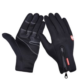 s mobile 2019 - Casual Gloves Men Women Warm Fleece Gloves Mobile Phone Touch Screen Outdoor Running discount s mobile
