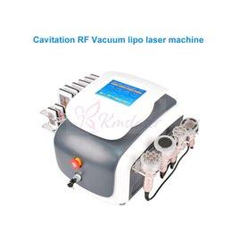 $enCountryForm.capitalKeyWord Australia - 6 in 1 ultrasonic 40Khz cavitation Vacuum RF liposuction lipo laser multipolar RF diode laser lipolaser facial skin lift wrinkle removal