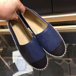 Опт Эспадрильи из натуральной кожи шнур платформы эспадрильи женские квартиры мокасины клинья обувь Женская мода повседневная сандалии насосы