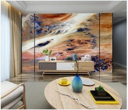 lighting chinese painting Australia - Custom photo wallpapers 3d mural wallpaper for living room New chinese style modern abstract light luxury art deco painting background wall