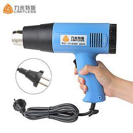 $enCountryForm.capitalKeyWord NZ - US EU Plug Temperature Adjustable 1500W 2000W Industrial Electric Heat Gun Handheld Hot Air Gun for Wallpaper Paint Stripping