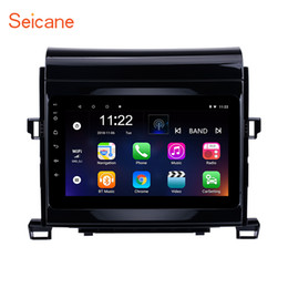$enCountryForm.capitalKeyWord NZ - Android 8.1 8 Inch Car GPS Radio for 2009-2014 Toyota ALPHARD(Vellfire ANH20) with Capacitive AUX Bluetooth support TPMS DVR OBD II