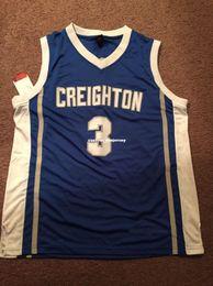 8e4bb63d4 Cheap custom Doug McDermott Creighton Blue Jays NCAA Basketball Jersey  Stitch customize any number name MEN WOMEN YOUTH XS-5XL