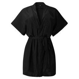 $enCountryForm.capitalKeyWord Australia - Summer Fashion Wild V-neck Short-sleeved Button Lacing Female Dress Fashion Female Trend Style Popular High Quality jooyoo