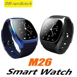 $enCountryForm.capitalKeyWord Australia - M26 SmartWatches Low Price Bluetooth Smart watch With Music Player Pedometer For Android Smart Phone fashion Watch Smart Clock