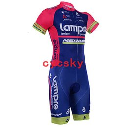 $enCountryForm.capitalKeyWord Australia - 2019 lampre Ropa Maillot men team Cycling Jersey tracksuits sportwear, Summer Bicycle Breathable Skinsuit Men Bicycle Clothing Bike Jersey