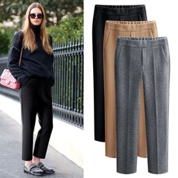 636167e8c19 Plus Size 5xl Pantalones De Autumn Winter Korean Fashion Woman Harem Pants  Trousers