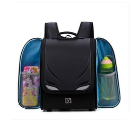 kids backpacks wheels NZ - Japan School Backpack kid Orthopedic wheeled backpack Children PU Japanese trolley Kids school Bags on wheels