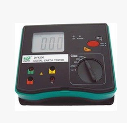 $enCountryForm.capitalKeyWord NZ - DY4200 Digital Earth Resistance Tester Ground Resistance Meter Multimeter with LCD illumination 0-2000ohm