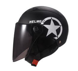 New motorcycle helmet electric car helmet four seasons universal helmet on Sale