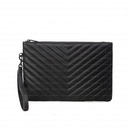 Wholesale wholesale TOP quality purse handbags high quality Clutch Bags Fashion real leather Bag wallet women bag With box and dust bag