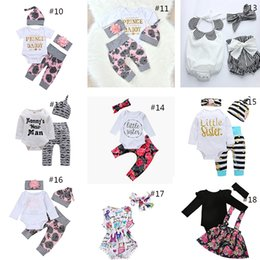 d8b5d8ea57bf More style kids designer clothes boys Little baby girls 100%Cotton short  sleeve causal summer dresses kids Clothing sets free chooseAA19125