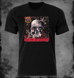 106782769 Slayer T Shirts Australia - Slayer - South of Heaven t-shirt S - XXL