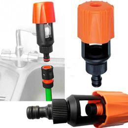 $enCountryForm.capitalKeyWord Australia - Universal Tap To Garden Hose Pipe Connector Mixer Kitchen Watering Equipment for Garden Accessories