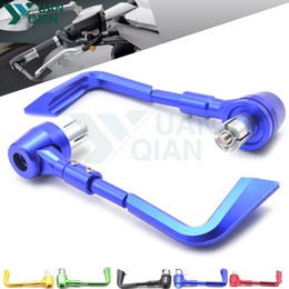 Yamaha levers online shopping - Motorcycle Handlebar guards Brake Clutch Levers Protector Guards for Yamaha R3 R25 XJ6 R1 YZF R6 MT T MAX pit bike
