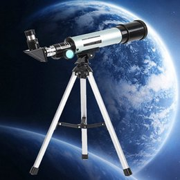 tripod toy 2019 - education toys Visionking Refraction Astronomical Telescope With Portable Tripod Sky Monocular Telescopio Space Observat