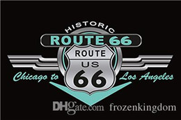 Route 66 Metal Wall Art Australia - route 66 here coffee sleep 20*30cm blond beauty motorbicycle Tin Sign Coffee Shop Bar Restaurant Wall Art decoration Bar Metal Paintings