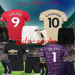 $enCountryForm.capitalKeyWord Australia - 19 20 Thai quality UTD kids+socks kit lukaku soccer jersey Man pogba alexis RASHFORD LINGARD utd football shirt kit