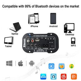 $enCountryForm.capitalKeyWord Australia - Car Speaker HIFI Bluetooth Car Audio FM Stereo Radio Player Support MIC SD USB DVD MP3 Input for Auto Motorcycle Home