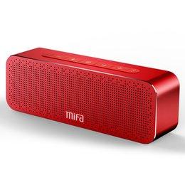Mifa Portable Bluetooth Speaker Wireless Stereo Sound Boombox Speakers With Mic Support Tf Aux Tws T190704 on Sale