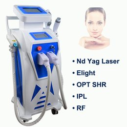 $enCountryForm.capitalKeyWord NZ - 4 in 1 portable yag laser tattoo removal machine Nd yag laser skin rejuvenation skin whitening pigment removal facial skin care machines