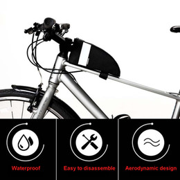 $enCountryForm.capitalKeyWord NZ - 2019 new SAHOO 122003 Water Resistance Cycling Bike Bicycle Front Frame Top Tube Bag for bicycle accessories cycle a bike MTB