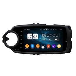 $enCountryForm.capitalKeyWord Australia - DSP 4GB+64GB Android 9.0 Car Audio Car DVD Player for Toyota yaris 2012 2013 GPS Radio Bluetooth 4.2 WIFI Mirror-link USB DVR