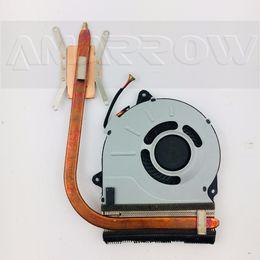 Lenovo Laptop heatsink online shopping - Original Laptop CPU heatsink cooling fan For Lenovo G50 G50 G50 G50 AT0TG0010W0 AT0TI0010S0