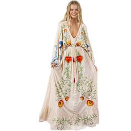 c83462e64 Vestidos Largos De Algodón Florales De Verano. Online | Vestidos ...