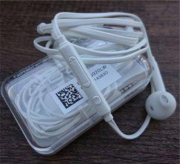 Wholesale vietnam white for sale – custom For Galaxy S6 Earphones Headphone mm earphone In Ear Headphones from Vietnam With Mic and Remote For Samsung S5 S6 smart mobile phone