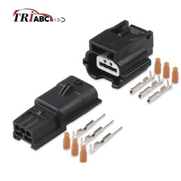 Wholesale park plugs for sale - Group buy PDC Parking Sensor Female Connector Plug Male Connector Plug Socket Housing For Support Dropshipping car