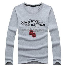 Swag Long T Shirts Australia - high - quality cotton printing Men Streetwear T Shirt Tops Long Sleeve 2019 Spring Autumn And Winter Swag T-shirts Men