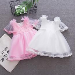 $enCountryForm.capitalKeyWord NZ - good quality 2019 summer baby girls dress clothes kids girls lace princess dress infant toddler girls party birthday formal frock