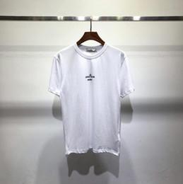 64fc505c0d24cf 2019 I più venduti mens brand design t shirt Estate nuova Rainbow Letter  Stampa T-shirt uomo e donna camicia
