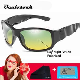 $enCountryForm.capitalKeyWord Australia - Day Night Vision Polarized Glasses Multifunction Men Polarized Sunglasses Reduce Glare Driving Sun Glass Goggles Eyewear Lunette
