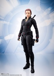 $enCountryForm.capitalKeyWord Australia - Marvel Avengers:Endgame the Black Widow Natasha Romanoff Action Figure Superhero Figure Toy