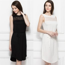 Knit Party Dress NZ - Summer dress Women Fashion New Style Knit Thin party dress 2019 Summer Style robe femme Casual Solid Elegant Slim Women Dress
