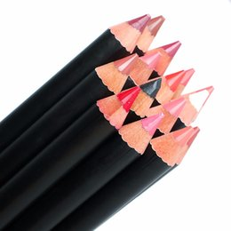 $enCountryForm.capitalKeyWord Australia - Party Queen Multicolor Lipstick&Lip Liner Functional Eyebrow Eye Lip Makeup Waterproof Colorful Cosmetic Matte Lipliner Pencil