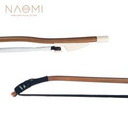 Vente en gros NAOMI Erhu Arc Violon Chinois Arc Noir Cheval Cheveux Haute Qualité Instrument À Cordes Pièces Accessoires Neuf