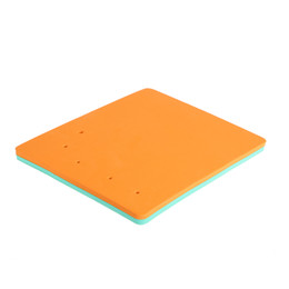 $enCountryForm.capitalKeyWord UK - Square Shape Five-hole Flower Modelling Fondant Cake Foam Pad Sponge Gum Paste Decorating Mat Diy Baking Tool
