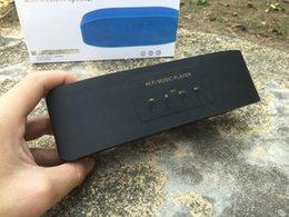 Haut-parleurs sans fil Haut-parleur sans fil HiFi avec TF Port de lecture USB Radio FM Grand son de bonne qualité