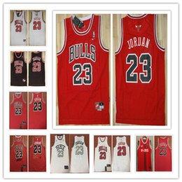 Venta al por mayor de 2019 nbspNIKE # 23 Michael nbspJerdan camisetas de baloncesto Paris bulls 1985 Conmemorative Edition air nbspjordan jersey tamaño S-XXL