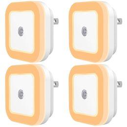 $enCountryForm.capitalKeyWord Australia - Dimmable LED Night LightPlug-in Nightlight with Dusk-to-Dawn Sensor for Bedroom Kids Room Bathroom, Kitchen Hallway