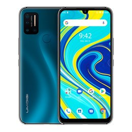 UMIDIGI A7 Pro, 4GB+64GB Quad Back Cameras, 4150mAh Battery, Face ID & Fingerprint Identification, 6.3 inch Android 10 Network: 4G, OTG on Sale