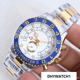 Bright Blue Watches Australia - In 2018, A- Christmas gift automatic top deluxe waterproof watch, dial 40 cm, super bright, automatic date.