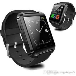 Smartwatch U8 Smart Watch Australia - Smartwatch U8 Watch Smart Watch Wrist Watches for iPhone 8 8S 5 5S Samsung S8 S5 Note 2 Note 3 HTC Android Phone Smartphone 2018 2019