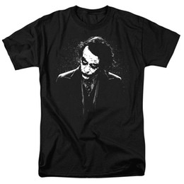 $enCountryForm.capitalKeyWord Australia - Popfunk The Dark Knight Heath Ledger Dark Joker T Shirts & Stickers